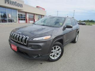 Used 2017 Jeep Cherokee North for sale in Perth, ON