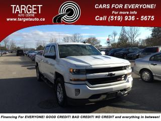 Used 2016 Chevrolet Silverado 1500 LT for sale in London, ON