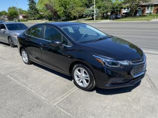 Used 2018 Chevrolet Cruze 4dr Sdn 1.4L LT w/1SD for sale in Toronto, ON