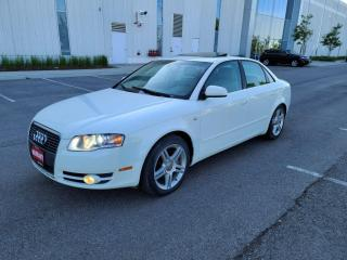 Used 2006 Audi A4 4dr Sdn 2.0T quattro for sale in Mississauga, ON