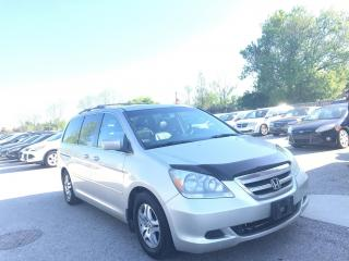Used 2006 Honda Odyssey EX-L, Leather, Roof, DVD !!! for sale in London, ON