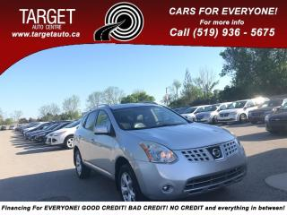 Used 2008 Nissan Rogue SL AWD, Leather, Roof !!! for sale in London, ON