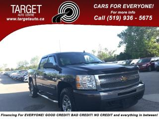 Used 2011 Chevrolet Silverado 1500 LS Cheyenne Edition for sale in London, ON
