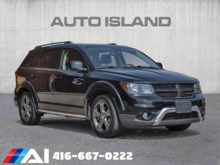 Used 2015 Dodge Journey FWD 4DR CROSSROAD for sale in North York, ON