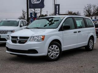 New 2019 Dodge Grand Caravan BLUETOOTH REAR CAM ROOF RACKS 3RD ROW STOW & GO for sale in Pickering, ON