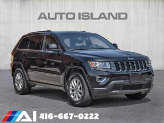 Used 2014 Jeep Grand Cherokee 4WD 4Dr Laredo for sale in North York, ON