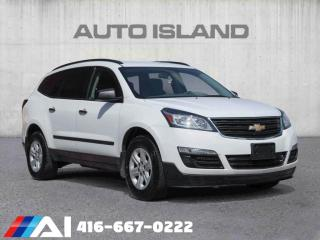 Used 2017 Chevrolet Traverse AWD 4dr LS for sale in North York, ON