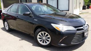 Used 2015 Toyota Camry HYBRID LE - BACK-UP CAMERA! for sale in Kitchener, ON