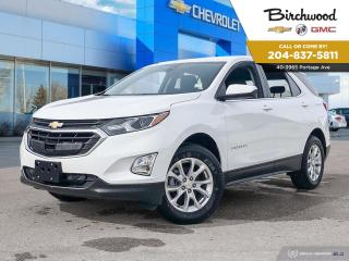 New 2020 Chevrolet Equinox LT Buy from Home with Birchwood! 0% Available! for sale in Winnipeg, MB