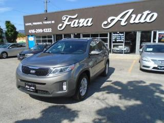 Used 2015 Kia Sorento LX AWD for sale in Scarborough, ON