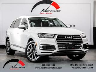 Used 2017 Audi Q7 3.0T Technik|7 Passenger|Navigation|360 Camera|Pano Roof for sale in Vaughan, ON