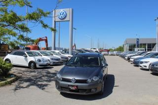Used 2014 Volkswagen Golf Wagon 2.0L TDI Trendline for sale in Whitby, ON