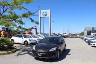 Used 2012 Mazda MAZDA3 2.0L for sale in Whitby, ON