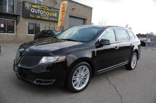 Used 2013 Lincoln MKT AWD,NAVI,BACKUP CAMERA,PANAROOF,EcoBoost,7PASS for sale in Newmarket, ON