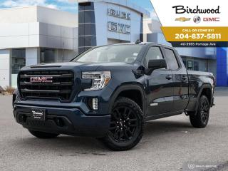 New 2020 GMC Sierra 1500 Elevation Buy from Home with Birchwood! for sale in Winnipeg, MB