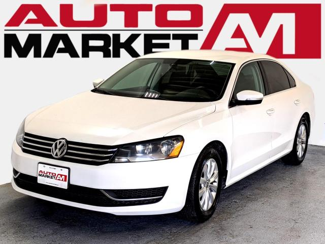 2014 Volkswagen Passat 2.5L S CERTIFIED,Heated Seats,WE APPROVE ALL CREDIT