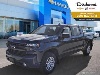New 2020 Chevrolet Silverado 1500 RST Buy from Home with Birchwood! for sale in Winnipeg, MB