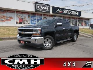 Used 2017 Chevrolet Silverado 1500 LT for sale in St. Catharines, ON