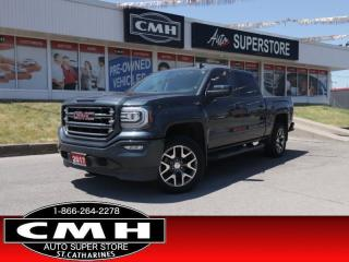 Used 2017 GMC Sierra 1500 SLT for sale in St. Catharines, ON