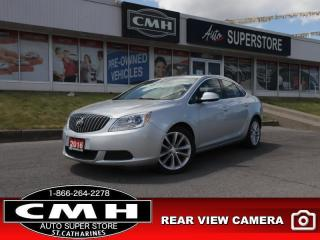 Used 2016 Buick Verano Convenience 1  REAR-CAM P/SEAT BT CLIMATE for sale in St. Catharines, ON