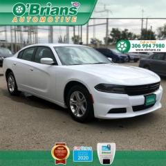 Used 2019 Dodge Charger SXT w/Mfg warranty, Backup Camera, Cruise, A/C for sale in Saskatoon, SK