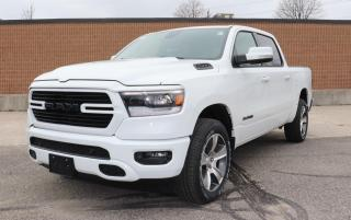 New 2020 RAM 1500 NAVI LEVEL 2 EQUIPMENT REAR CAM CREW CAB for sale in Pickering, ON