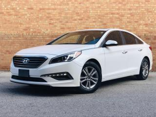 Used 2017 Hyundai Sonata GLS| TEXT US|647.678.7778| SUNROOF|REARVIEW|ALLOYS| for sale in Mississauga, ON