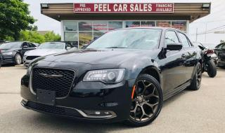 Used 2019 Chrysler 300 S V6 RWD|CERTIFIED| PANOROOF|LEATHER|NAVI| for sale in Mississauga, ON