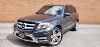 Used 2014 Mercedes-Benz GLK-Class GLK250 BlueTEC|CERTIFIED| TEXT US|647.678.7778| DIESEL|NAVI|REARVIEW|PANOROOF for sale in Mississauga, ON