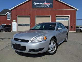 Used 2012 Chevrolet Impala Police Previous Police car. AC! Cruise! for sale in Dunnville, ON