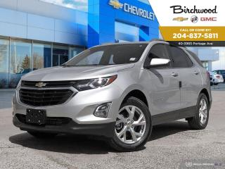 New 2020 Chevrolet Equinox LT Buy from Home with Birchwood! for sale in Winnipeg, MB