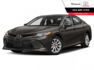 New 2020 Toyota Camry LE STD PKG EMPLOYEE PRICING! for sale in Winnipeg, MB