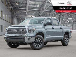 New 2020 Toyota Tundra 4x4 Crewmax TRD OFFROAD PREM for sale in Winnipeg, MB