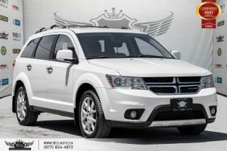 Used 2016 Dodge Journey R/T, NO ACCIDENT, AWD, 7 PASS, REAR CAM, LEATHER for sale in Toronto, ON