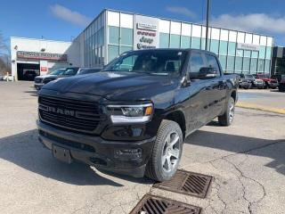New 2020 RAM 1500 NAVI H-TED SEATS REAR CAM CREW CAB for sale in Pickering, ON