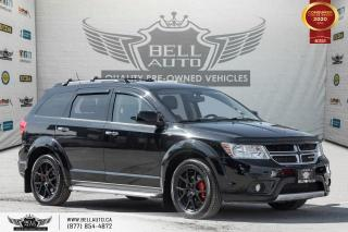 Used 2016 Dodge Journey R/T, NO ACCIDENT, AWD, NAVI, REAR CAM, SUNROOF for sale in Toronto, ON