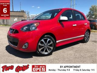 Used 2015 Nissan Micra SR | Stick | A/C | Power Group | Alloys | for sale in St Catharines, ON