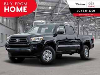New 2020 Toyota Tacoma 4x4 Double Cab Auto SR PKG for sale in Winnipeg, MB