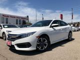 Photo of White 2017 Honda Civic