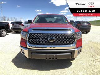 New 2020 Toyota Tundra 4x4 Crewmax SR5 PACKAGE for sale in Winnipeg, MB
