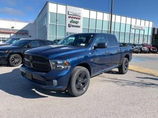 New 2020 RAM 1500 Classic EXPRESS H-TED SEATS & WHEEL REAR CAM BLACK WHEELS for sale in Pickering, ON