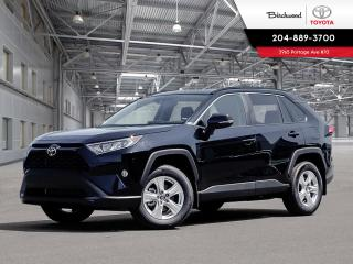 New 2020 Toyota RAV4 XLE PREMIUM PKG W/CARGO LINER for sale in Winnipeg, MB