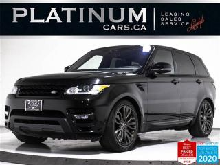 Used 2017 Land Rover Range Rover Sport HSE Dynamic, AUTOBIOGRAPHY APPEARANCE, NAV, 360 for sale in Toronto, ON