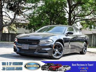 Used 2019 Dodge Charger SXT |BLACKOUT PACKAGE | BLUETOOTH |BACKUP CAM for sale in Stoney Creek, ON