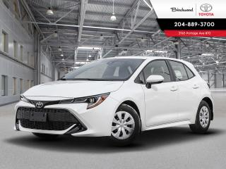 New 2020 Toyota Corolla CVT HB SE UPGRADE W/CARGO LINER for sale in Winnipeg, MB