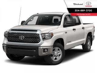 New 2020 Toyota Tundra 4x4 Crewmax SX PACKAGE for sale in Winnipeg, MB