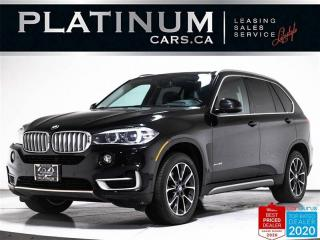 Used 2016 BMW X5 xDrive35i Premium, NAV, SUNROOF, CAM, HEATED SEATS for sale in Toronto, ON