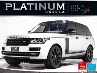 Used 2017 Land Rover Range Rover HSE Td6, DIESEL, NAV, PANO, CAM, HEATED SEATS for sale in Toronto, ON