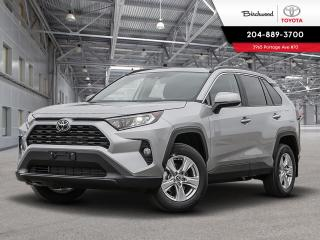 New 2020 Toyota RAV4 XLE XLE RED TAG DISCOUNT for sale in Winnipeg, MB
