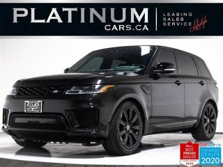 Used 2018 Land Rover Range Rover Sport Supercharged Dynamic, 518HP, NAV, VISION PKG for sale in Toronto, ON